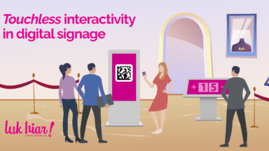 touchless interactivity