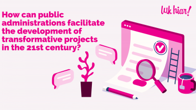 public administrations in transformative projects