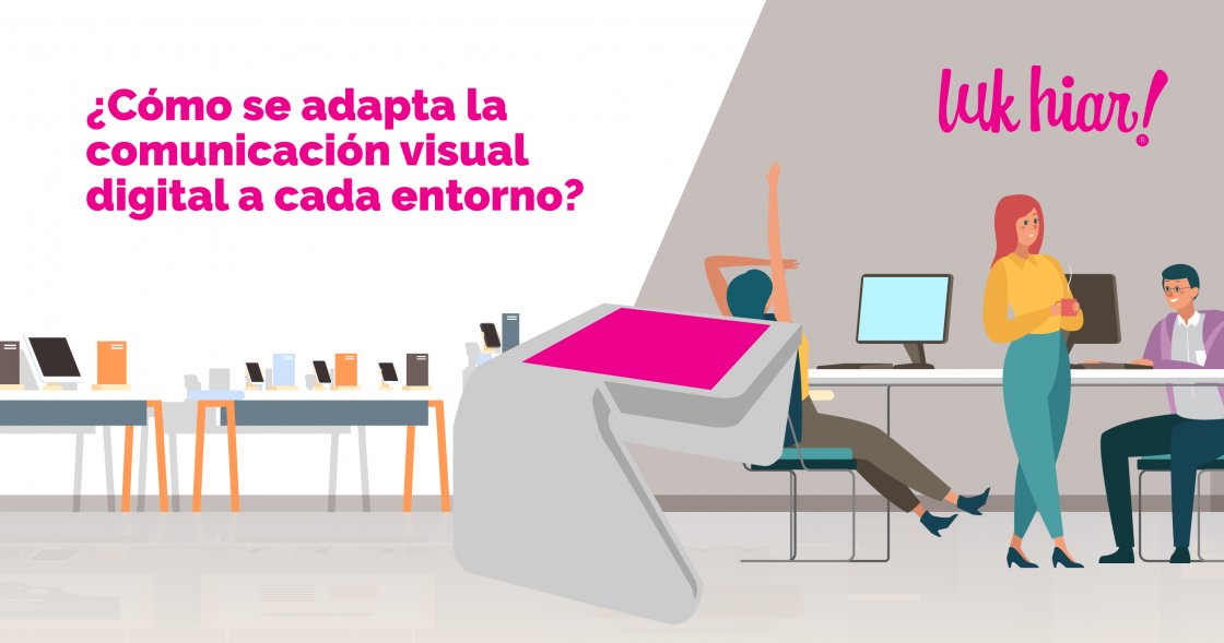 comunicación visual digital
